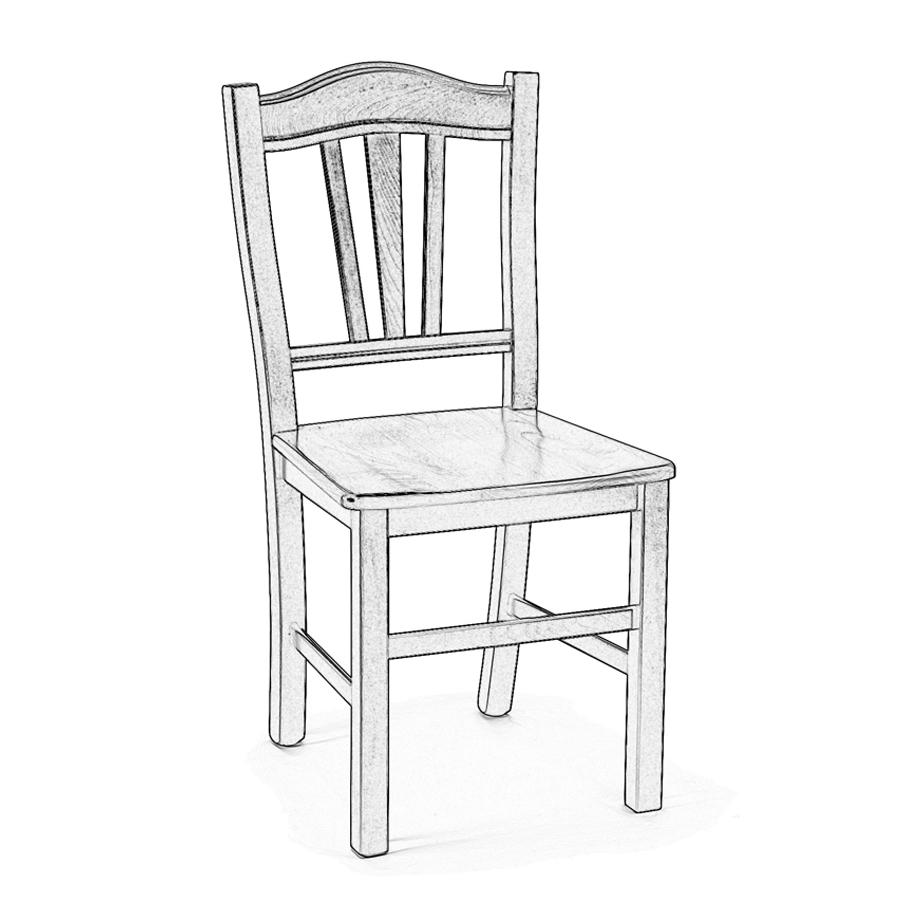 Verniciare sedia legno yb19 regardsdefemmes - Porte grezze da verniciare ...